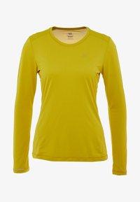 Salomon - AGILE TEE - T-shirt de sport - antique moss - 3