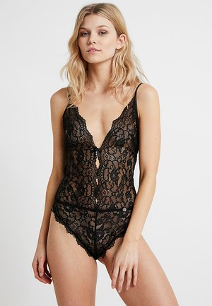 Jette by LASCANA CHAIN BODY - Body - black