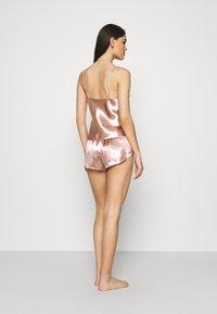 LingaDore - TOP SHORT - Pyjama - rose - 2