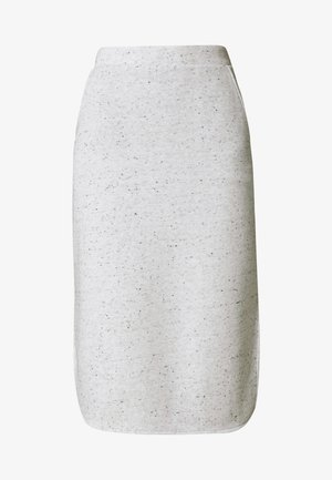 NEPPY SKIRT - Spódnica ołówkowa  - light grey