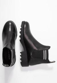 Adele Dezotti - Ankle boot - nero/bianco - 3
