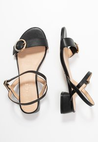 Office Wide Fit - MARYLOU - Sandals - black - 3
