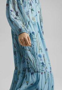 Esprit - Maxi dress - light blue - 2