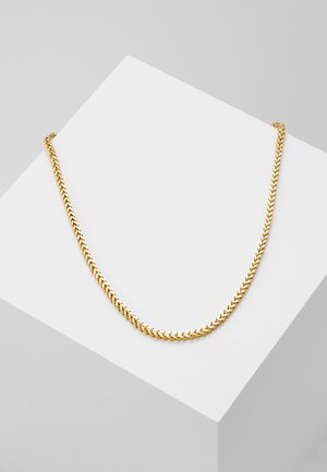 SQUARED CHAIN  - Collar - gold