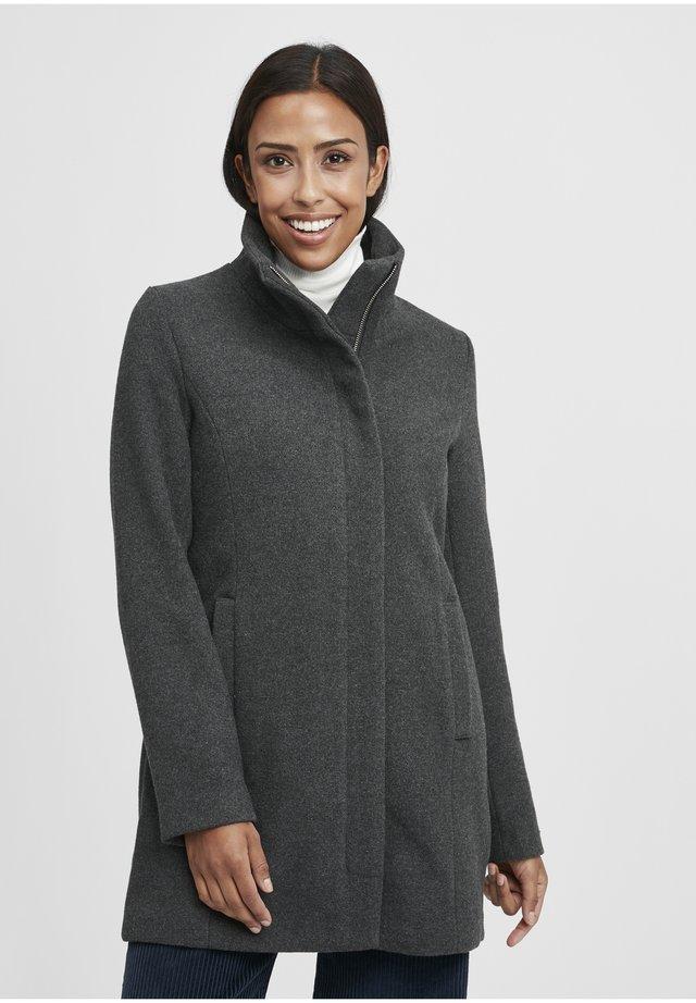 WOLKE - Cappotto classico - dar grey m