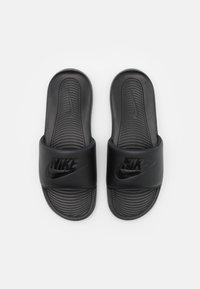 Nike Sportswear - VICTORI ONE SLIDE - Slip-ins - black - 3