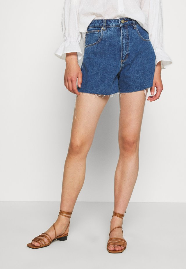 A VENICE  - Denim shorts - electra