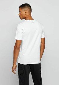 BOSS - TNOAH 5 - Print T-shirt - white - 2