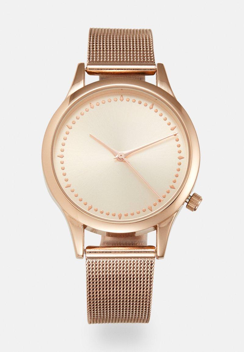 Anna Field - Horloge - rose gold-coloured