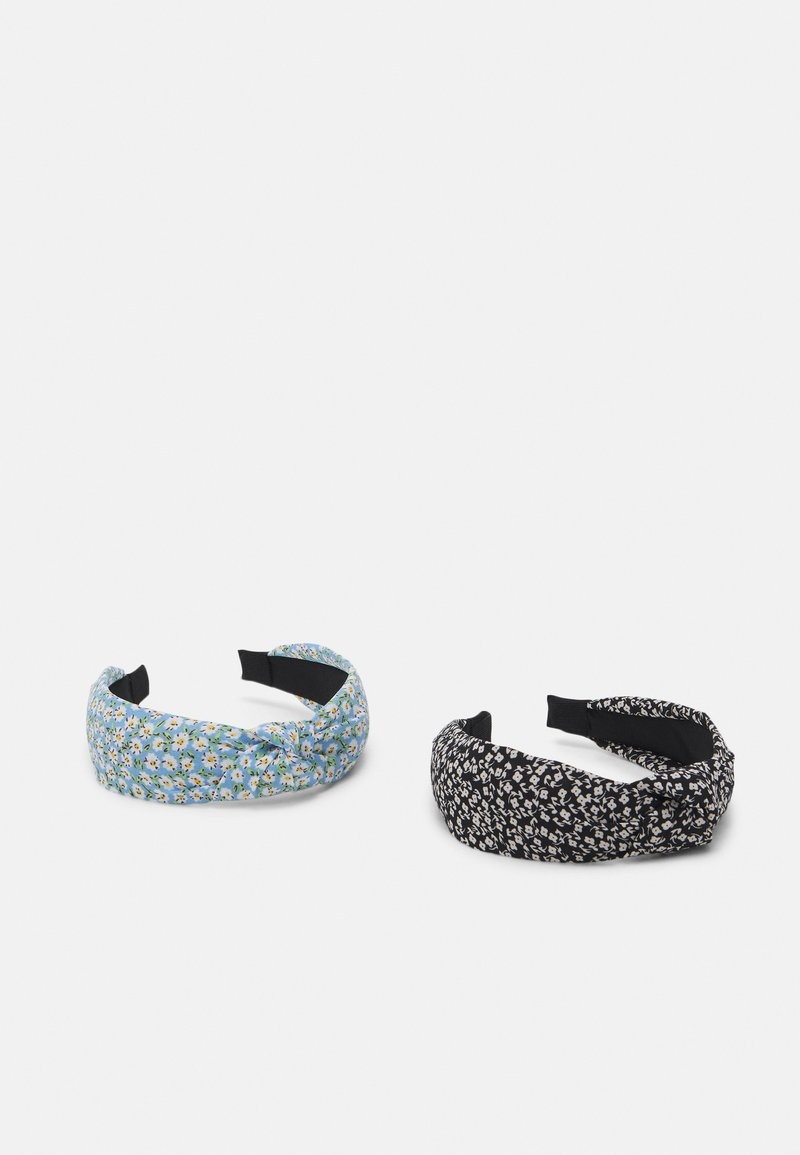 Pieces - PCZACCA HAIRBAND 2 PACK - Hair styling accessory - kentucky blue