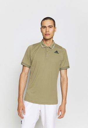 Koszulka polo - orbit green