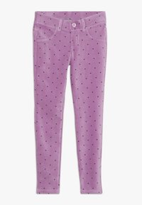 Benetton - TROUSERS - Bukser - purple - 0
