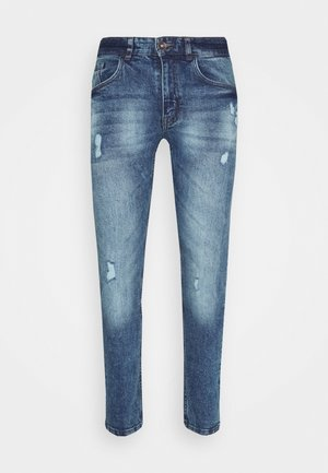 RRSTOCKHOLM DESTROY - Jeans slim fit - vintage denim