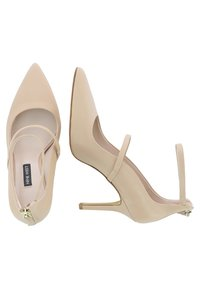 Nine West - MAYHALINA - High heels - beige - 1