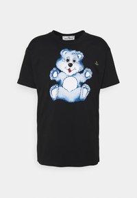 TEDDY CLASSIC  - Print T-shirt - black