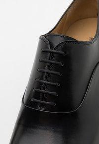 Magnanni - Smart lace-ups - black - 5