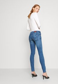 LTB - MOLLY - Slim fit jeans - elenia wash - 4