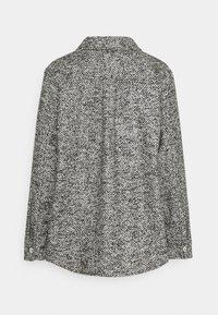 someday. - NIEKE BOUCLÉ - Lehká bunda - slate grey melange - 1