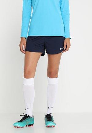 DRY SHORT - Sports shorts - obsidian/white