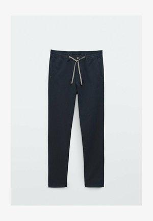IM VINTAGELOOK  - Trousers - dark blue