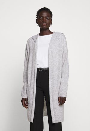 CARDIGAN OPEN - Gilet - silver stone