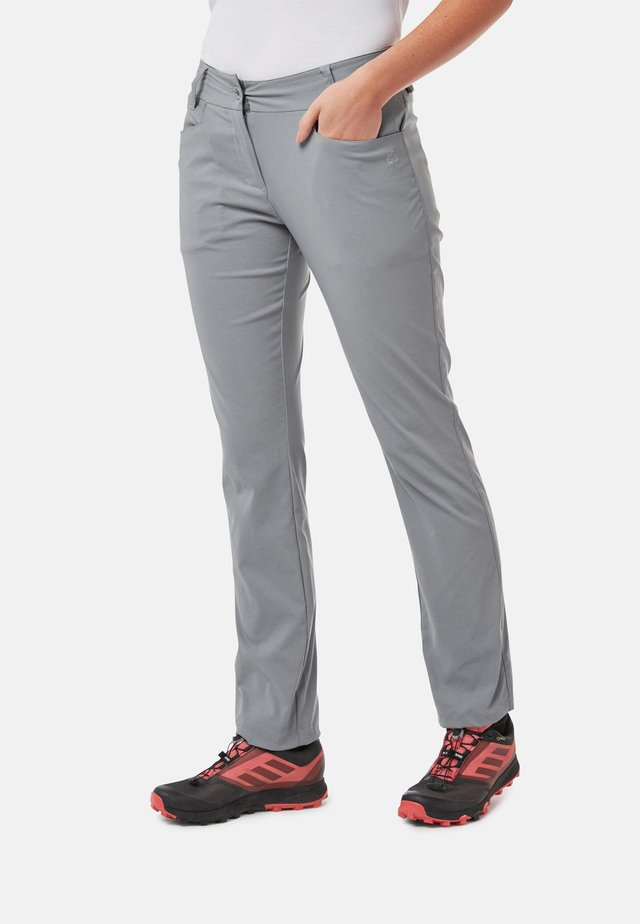 NOSILIFE CLARA - Chinos - cloud grey