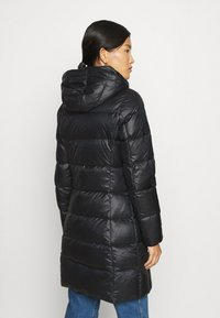 Calvin Klein - ESSENTIAL REAL COAT - Donsjas - black - 3