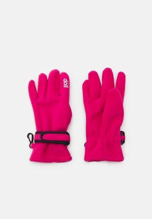 UNISEX - Fingervantar - pink