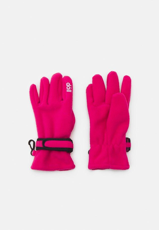 UNISEX - Sormikkaat - pink