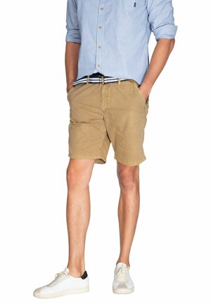 FAN - Shorts - khaki