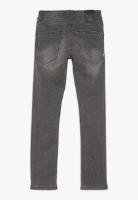 Vingino - APACHE - Jeans Skinny Fit - dark grey vintage - 1