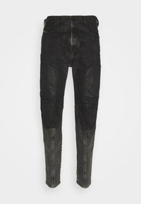 Diesel - D-VIDER-BK-SP - Relaxed fit jeans - 009qz 02 - 0
