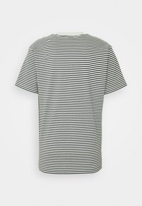 Obey Clothing - IDEALS STRIPE TEE - Print T-shirt - aqua /multi - 0