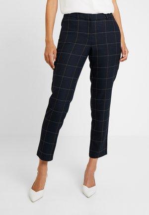HOSE - Trousers - blue