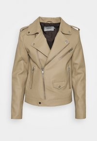 Deadwood - RIVER CACTUS  - Faux leather jacket - beige - 0