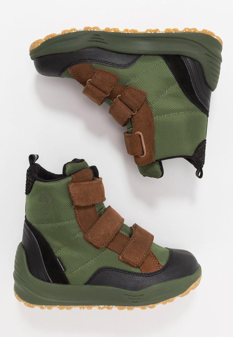 Woden - ADRIAN - Winter boots - pine tree green