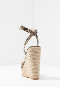 Public Desire - SYDNEY - High heeled sandals - natural - 5