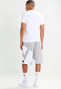 G-Star - BASE 2 PACK - Basic T-shirt - white - 2