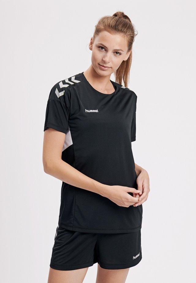 TECH MOVE - T-shirts print - black