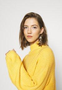 Monki - LIBBY - Jumper - yellow - 5