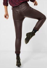 Street One - Trousers - braun - 2