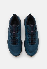 Columbia - FACET15 - Hiking shoes - petrol blue/cyber purple - 3