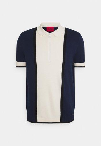 SHOLONO - Polo shirt - open blue