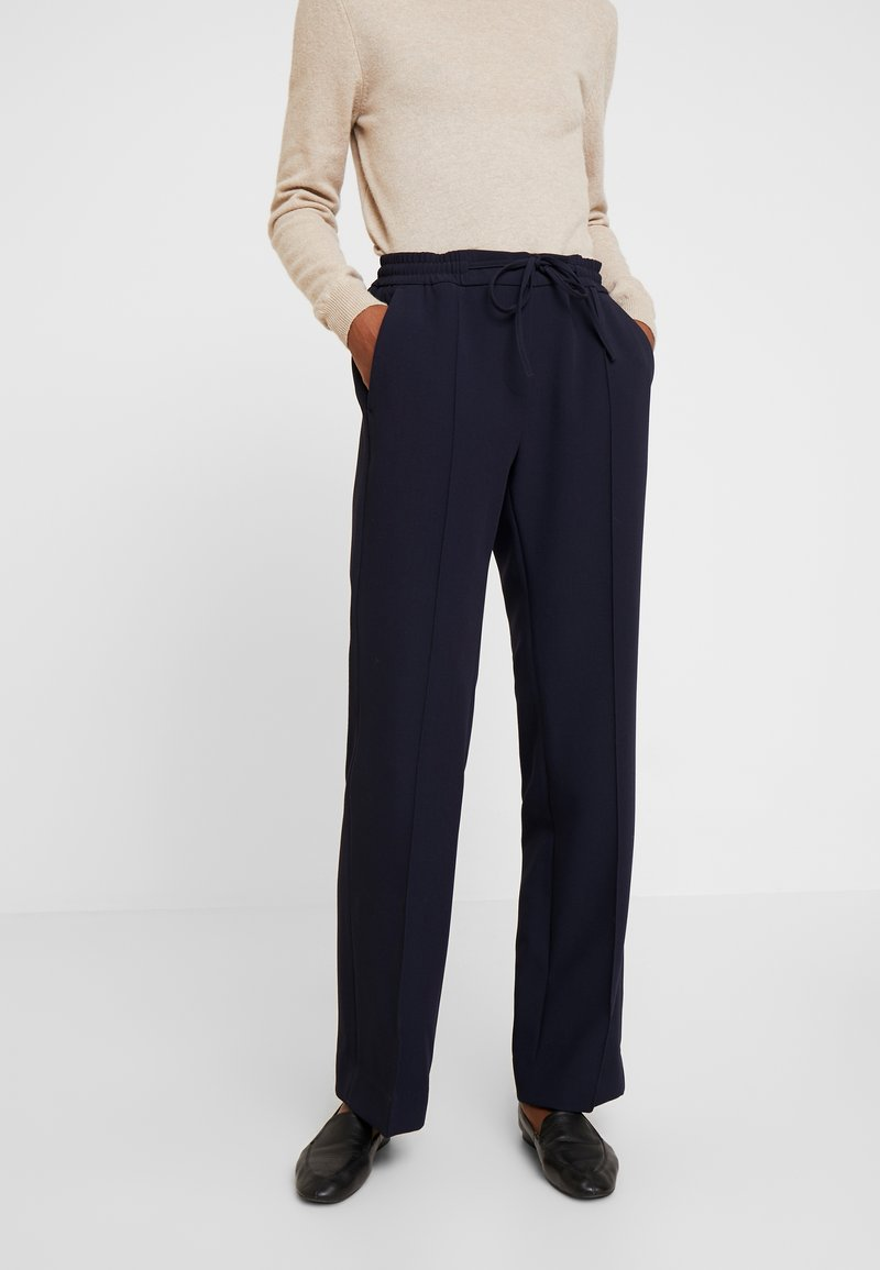 Opus - MONI - Trousers - just blue