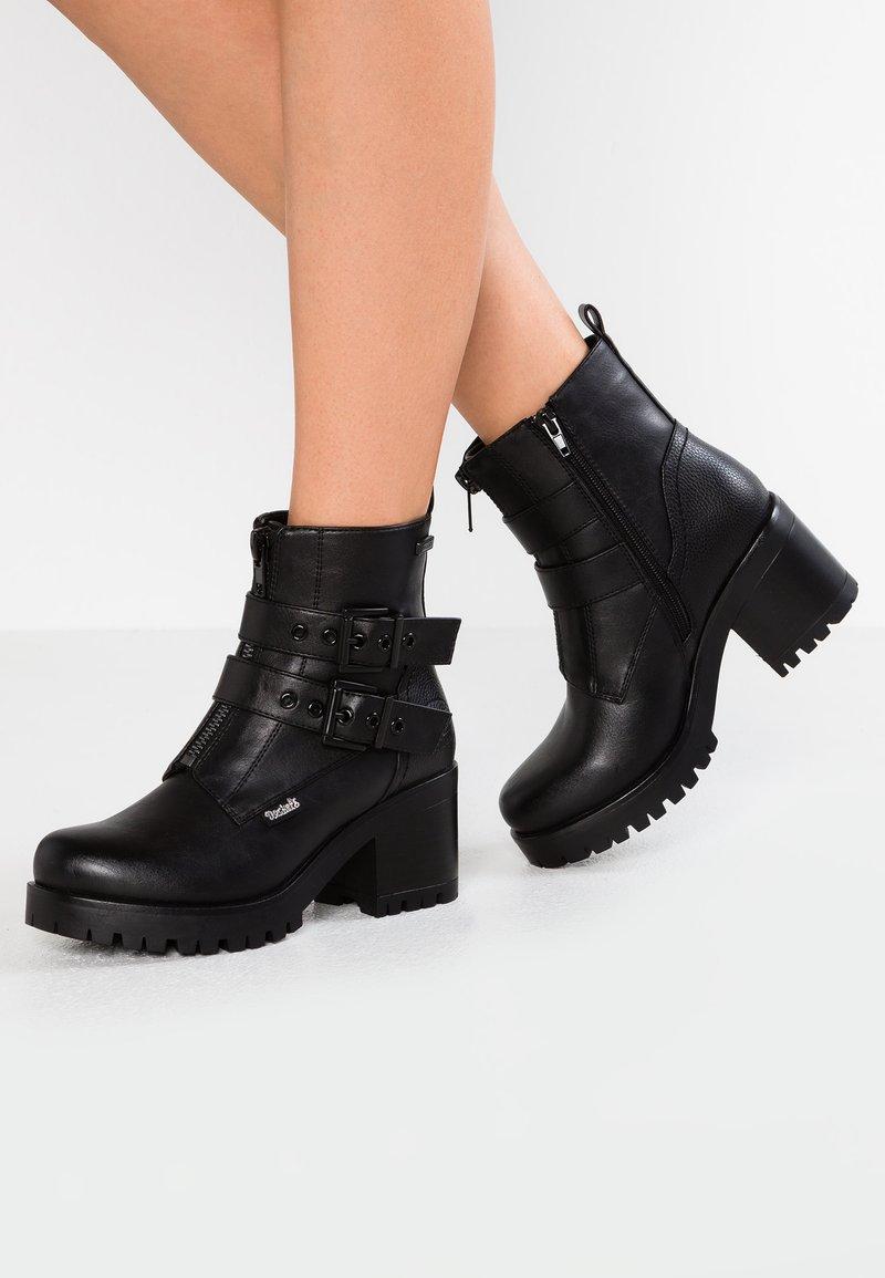 Dockers by Gerli - Cowboy/biker ankle boot - schwarz