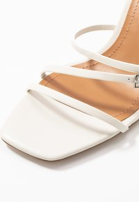 Who What Wear - EVERLY - High heeled sandals - prestine - 2