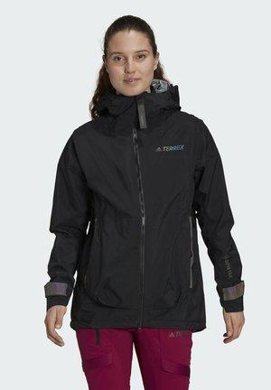 TERREX MYSHELTER GORE-TEX - Waterproof jacket - black