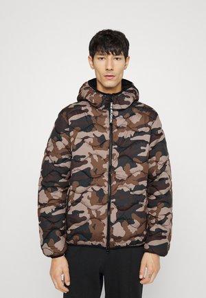 HOODIE - Winter jacket - natural