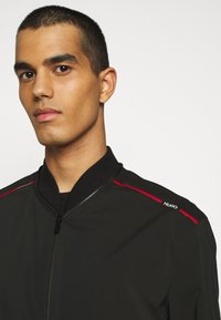 HUGO - BRUCE - Bomber Jacket - black - 7