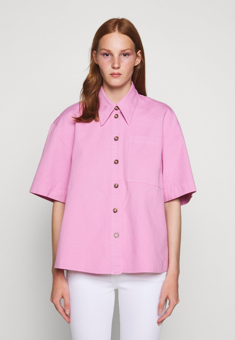 Rika - LUCCA - Button-down blouse - washed pink